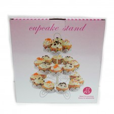 Cake Stand 22 lugares. 310x310x355mm